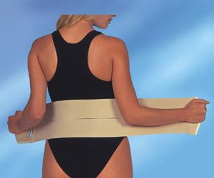 Ζώνη Μετεγχειρητική & Κοιλίας 16 cm Ελαστική | Ιατρικά Ορθοπεδικά Είδη