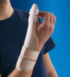 Νάρθηκας αντίχειρα Αir Μesh | Ιατρικά Ορθοπεδικά Είδη