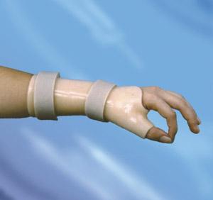 Νάρθηκας Καρπού & Αντίχειρα Πλαστικός | Ιατρικά Ορθοπεδικά Είδη