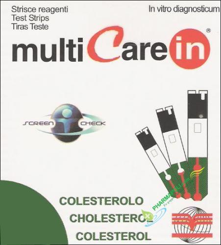 Ταινίες Χοληστερόλης για Multicare IN | Ιατρικά Ορθοπεδικά Είδη