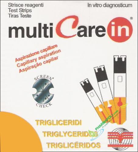 Ταινίες Τριγλυκεριδίων για Multicare IN | Ιατρικά Ορθοπεδικά Είδη