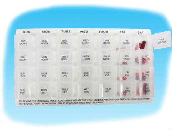 Προγραμματιστής Χαπιών Εβδομαδιαίος Μεγάλος | Ιατρικά Ορθοπεδικά Είδη