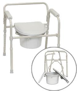 Κάθισμα Τουαλέτας Πτυσσόμενο | Ιατρικά Ορθοπεδικά Είδη
