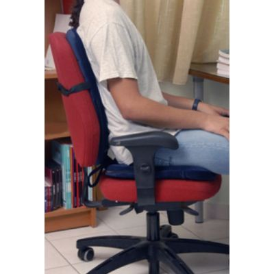 Μαξιλάρι Καθίσματος Ανατομικό με Πλάτη   Ιατρικά Ορθοπεδικά Είδη
