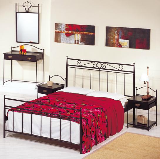 Μεταλλικό Kρεβάτι K518 | Ιατρικά Ορθοπεδικά Είδη