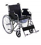 Αμαξίδιο Πτυσσόμενο Απλό Μεγάλοι Τροχοί 60 cm,ΑΠ-ΑΥ-WC | Ιατρικά Ορθοπεδικά Είδη