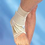 Επιστραγαλίδα Ελαστική με 2 Δέστρες  | Ιατρικά Ορθοπεδικά Είδη