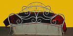 Μεταλλικό Kρεβάτι K510 | Ιατρικά Ορθοπεδικά Είδη