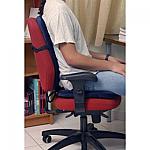 Μαξιλάρι Καθίσματος Ανατομικό με Πλάτη | Ιατρικά Ορθοπεδικά Είδη