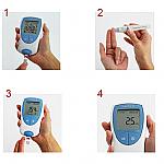 Μετρητής Πηκτικότητας Αίματος Roche COAGUCHECK | Ιατρικά Ορθοπεδικά Είδη